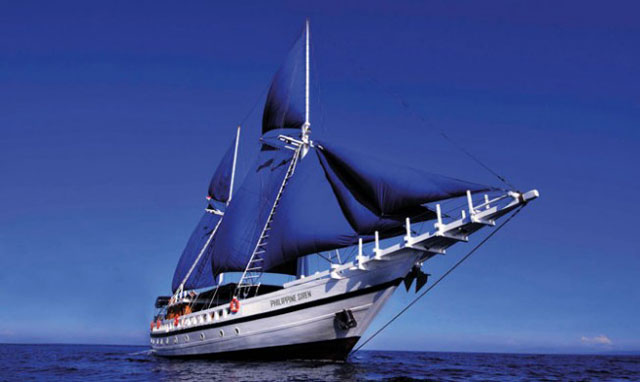 Philippine Siren Liveaboard Scuba Diving